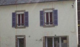 Biens AV - Maison de ville / bourg - gourin