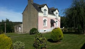 Biens AV - Maison de ville / bourg - guemene-sur-scorff