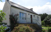 UNDER OFFER - 2 bedroom traditional village house with garage and garden of 1 223 m²