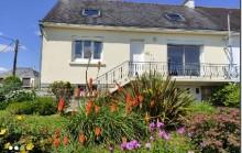 GOURIN - Maison de bourg  4 chambres avec jardin